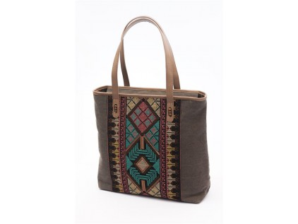 Bolso Canvas étnico